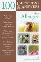 100 Questions &amp; Answers about Allergies