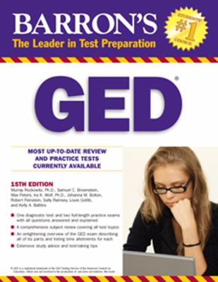Barron&#039;s GED : high school equivalency exam