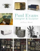 Paul Evans : designer & sculptor