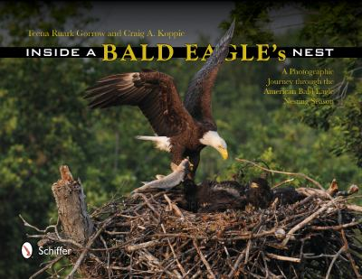 Inside a bald eagle's nest : a photographic journey through the American bald eagle nesting season