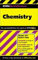 CliffsQuickReview Chemistry [electronic resource]