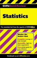 Statistics [electronic resource]