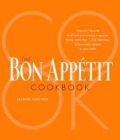 The Bon Appétit Cookbook