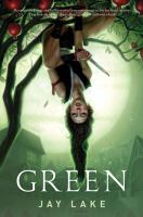 Cover of Green by Jay Lake