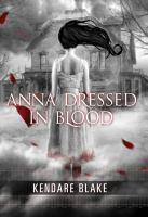 Cover of the book Anna dressed in blood
