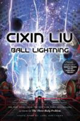 Cover Image for ball lightning by cixin liu