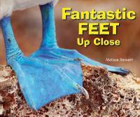 Fantastic feet up close