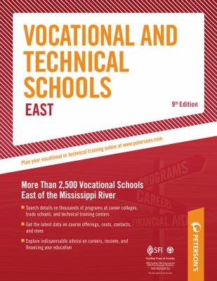 Vocational and technical schools. East