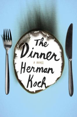 The Dinner book jacket