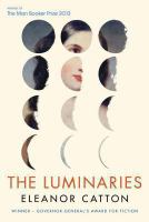 book cover - The Luminaries