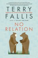 Book Cover Image - No Relation - Terry Fallis