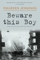 Beware This Boy book cover image