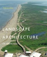 Landscape architecture in Canada