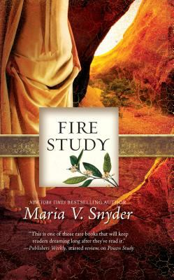 "Book Cover - Fire study"" title=""View this item in the library catalogue"