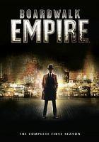 Boardwalk empire. The complete first season