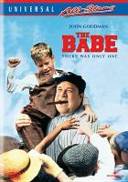THE BABE (DVD)