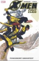 Cover Image of X-Men First Class