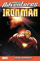 Cover Image of Iron Man, Iron Armory