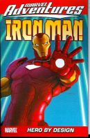 Cover Image of Iron Man, Hero by Design