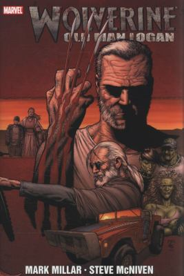 Wolverine: Old Man Logan book jacket