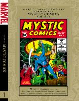 Golden age Mystic comics. Volume 1, collecting mystic comics nos. 1-4