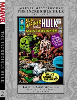 The Incredible Hulk. Volume 2 : collecting tales to astonish nos. 59-79