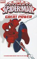Marvel Ultimate Spider-Man. Great power