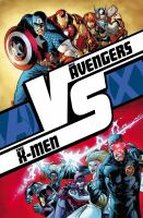 The Avengers vs the X-Men