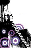 Cover of the book Hawkeye.