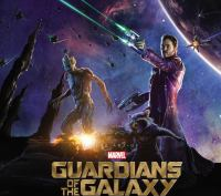 The art of Marvel Guardians of the galaxy