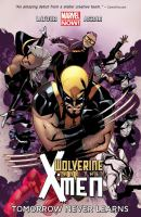 Wolverine and the X-Men. 1, Tomorrow never learns