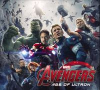 The art of Marvel Avengers, age of Ultron