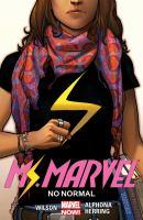 Ms. Marvel. 1, No normal