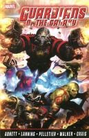 Guardians of the Galaxy. volume 1