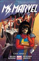 Ms. Marvel: [Vol. 6, Civil War II]