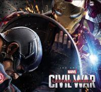 The art of Marvel's Captain America, civil war
