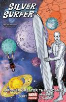 Silver Surfer: [Vol. 5], A Power Greater Than Cosmic