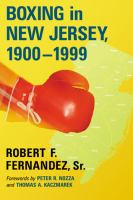 Boxing in New Jersey, 1900-1999
