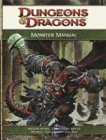 Monster Manual: Roleplaying Game Core Rules