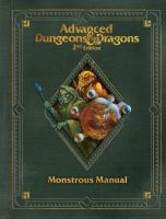 Advanced Dungeons & Dragons 2nd Edition: Monstrous Manual
