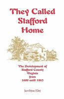 They Called Stafford Home