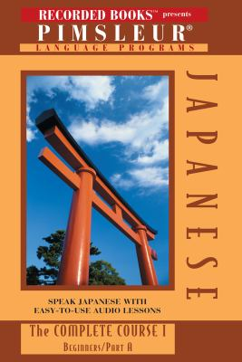 Cover Image for Pimsleur Japanese