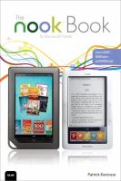 The Nook book : by Barnes & Noble