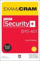 CompTIA Security+ SY0-401 Exam Cram