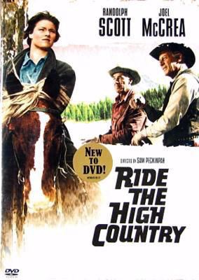 Ride the high country [videorecording]