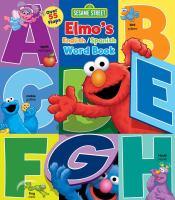 Elmo's  English/Spanish word book