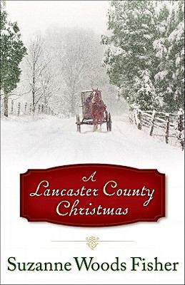 Cover Art for A Lancaster County Christmas