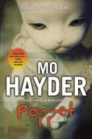 Book cover Image - Poppet - Mo Hayder
