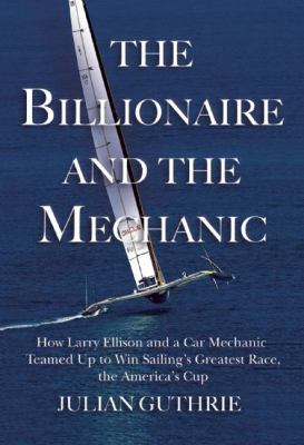 Billionaire and Mechanic Cover
