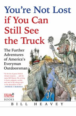 book cover image: you're not lost if you can still see the truck